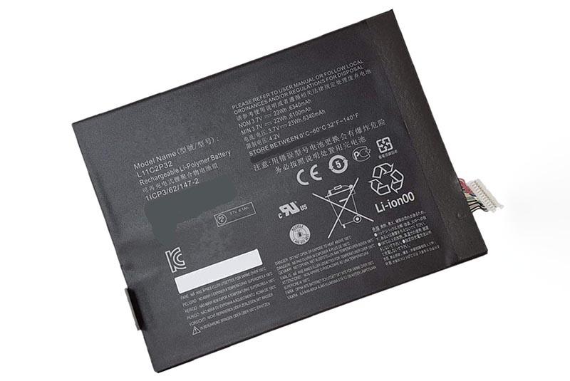 تعویض باتری تبلت لنوو